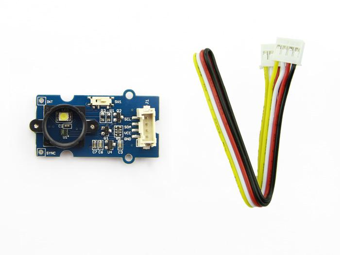 Grove - I2C Color Sensor - Seeed Wiki
