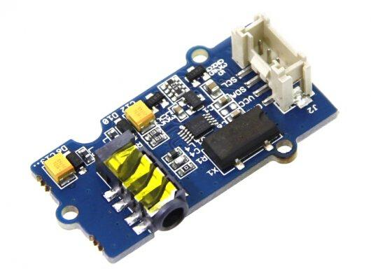 Grove - I2C FM Receiver - Seeed Wiki