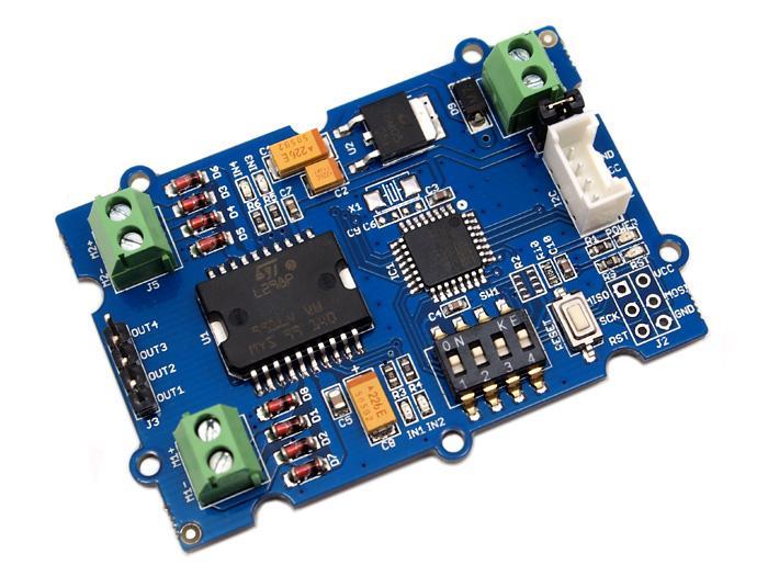 Grove - I2C Motor Driver V1 3 - Seeed Wiki