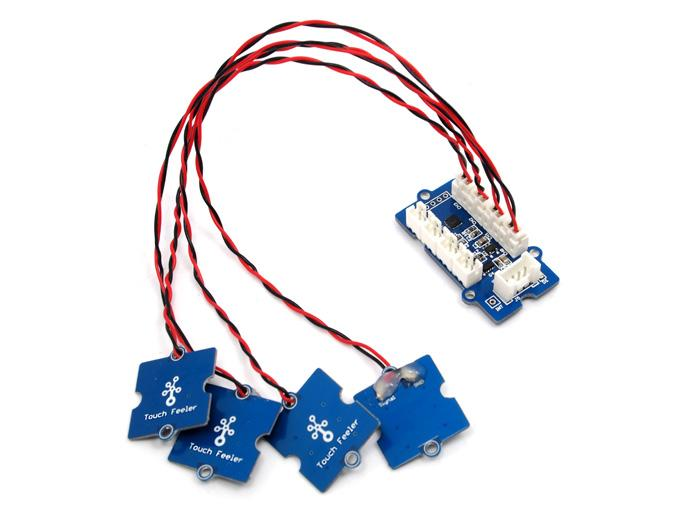 Grove - I2C Touch Sensor - Seeed Wiki