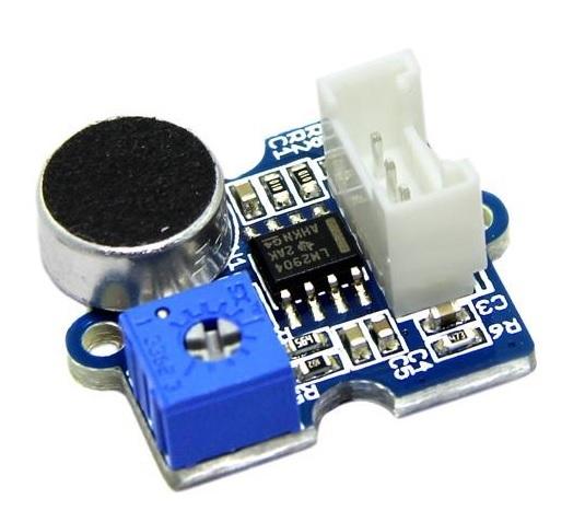 Grove Loudness Sensor Seeed Wiki