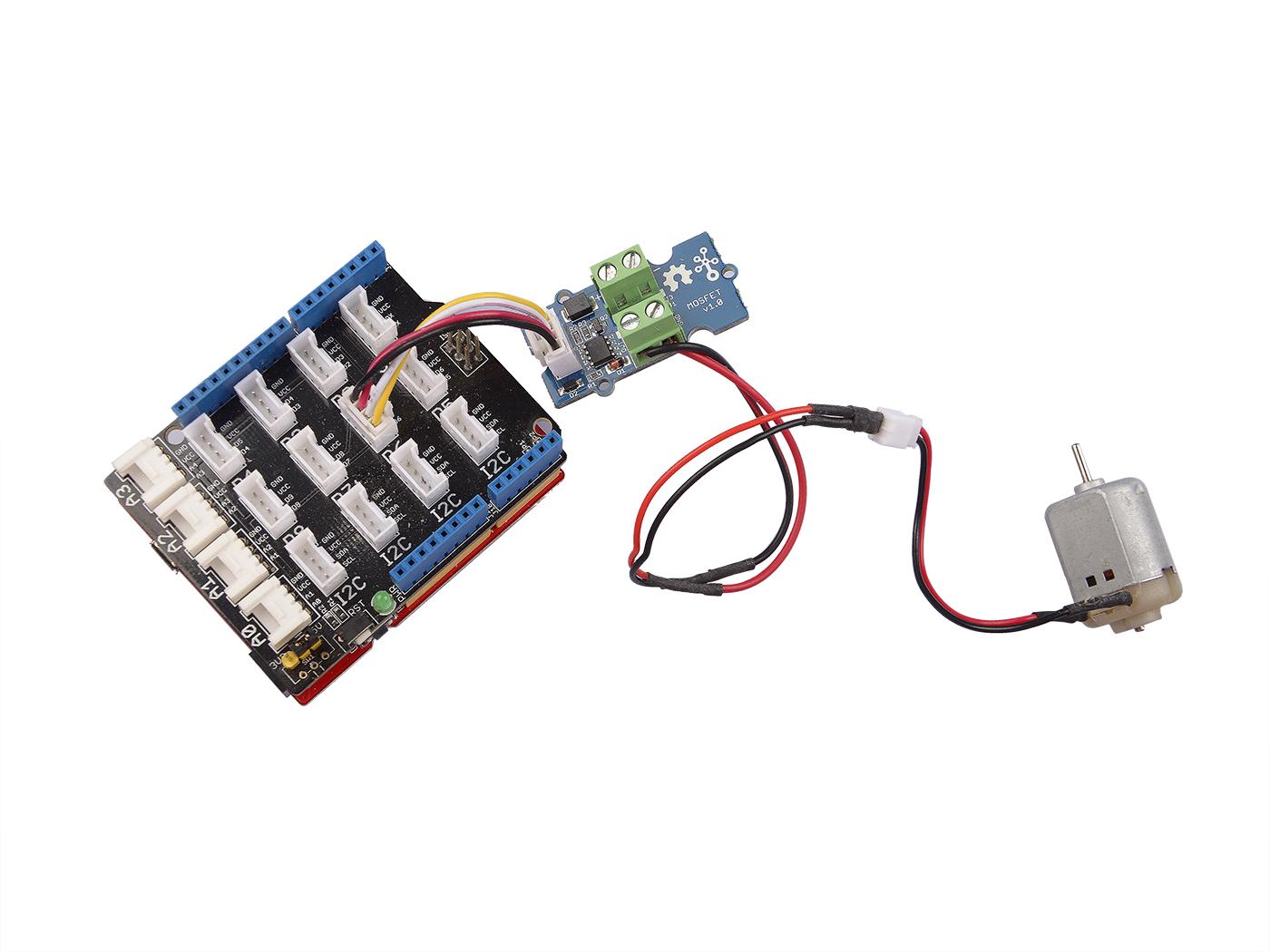 Grove Mosfet Opto Interrupter 101 Tangent Audio Note