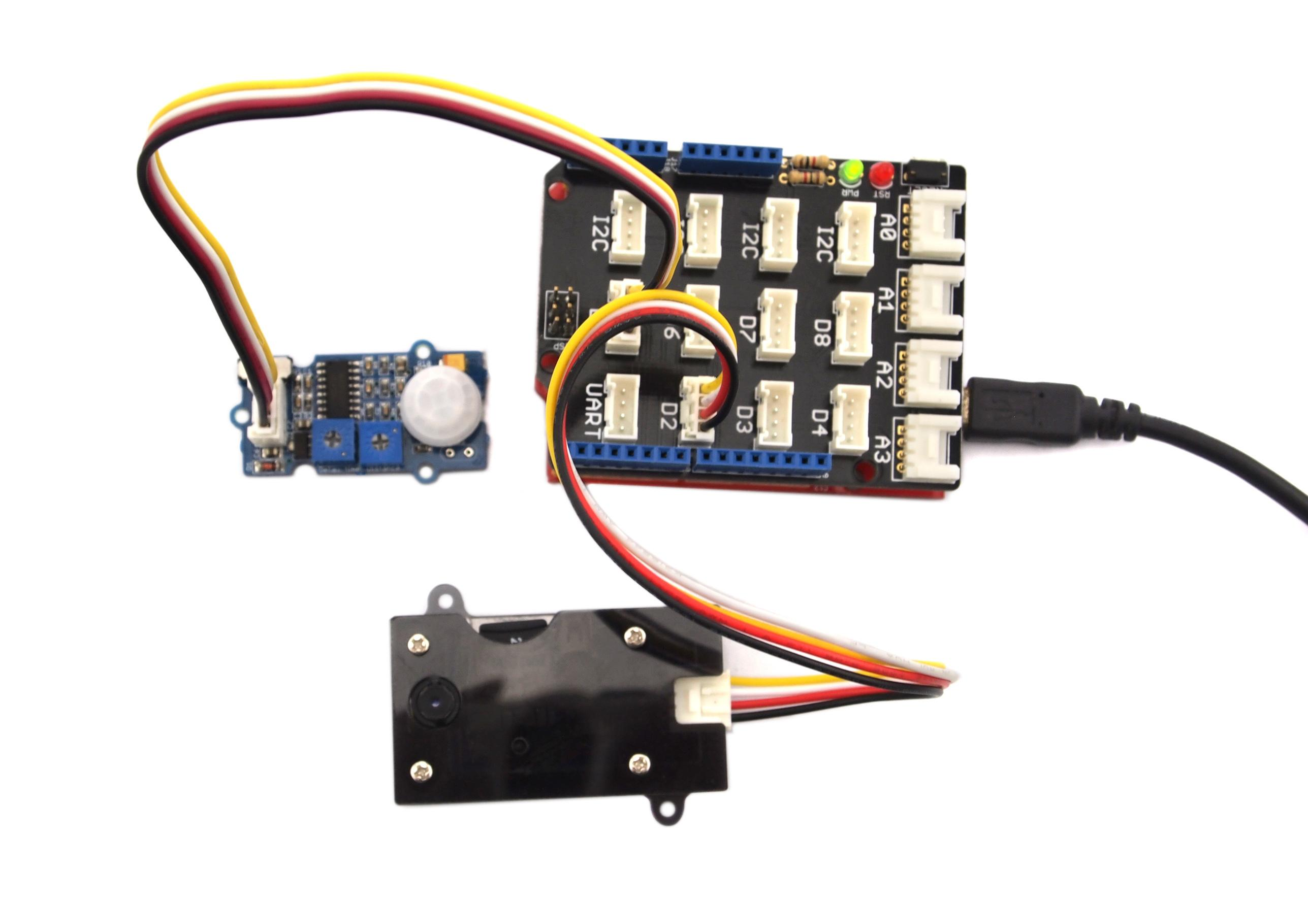 Grove Mini Camera Wiring Arduino Processing Open Ide Copy And Paste The Code Below To A New Sketch