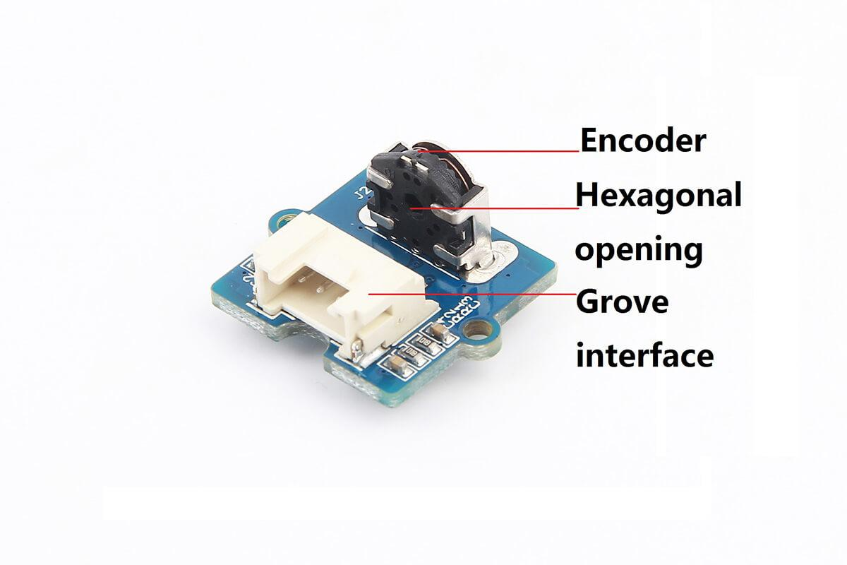 Grove - Mouse Encoder - Seeed Wiki
