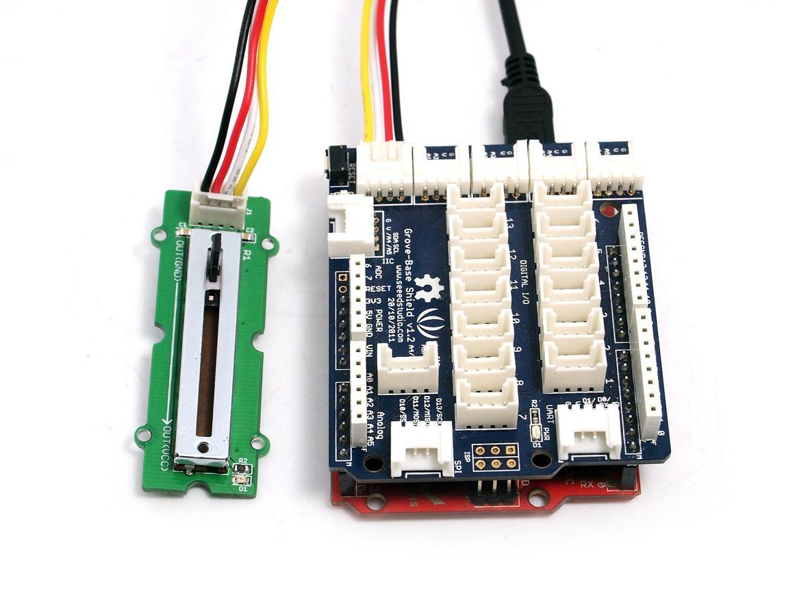 G Photointerrupter Schematic Details Heliosoph 2connect The Board To Pc Using Usb Cable