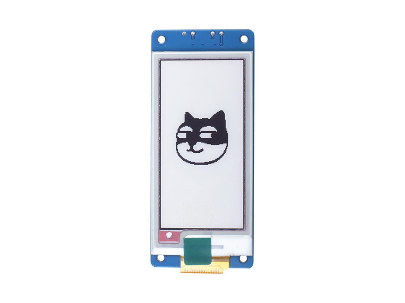 Grove - Triple Color E-Ink Display 2.13'' DIY