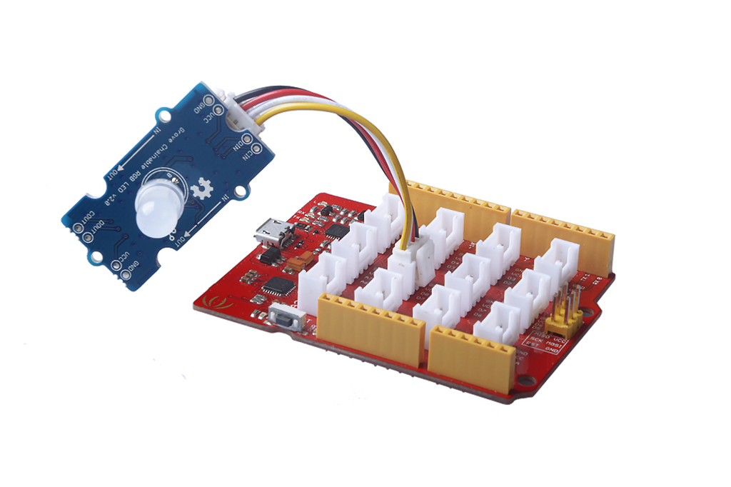 Grove Beginner Kit for Arduino - Seeed Wiki