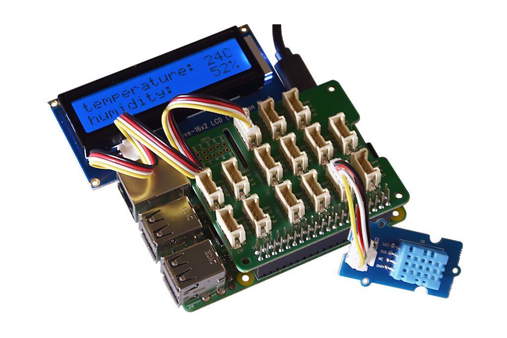 Grove Base Kit for Raspberry Pi - Seeed Wiki