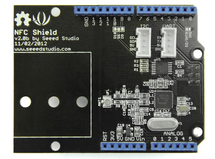NFC Shield V2 0 - Seeed Wiki