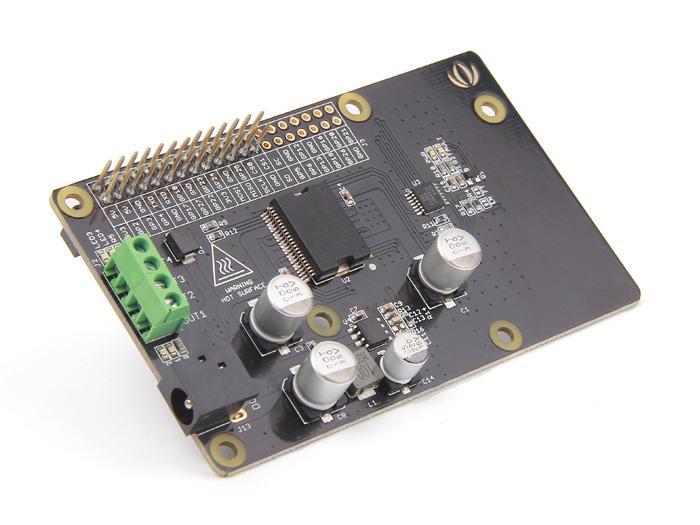 Raspberry Pi Motor Driver Board v1 0 - Seeed Wiki