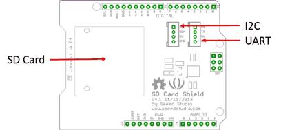 SD Card shield V4 0 - Seeed Wiki