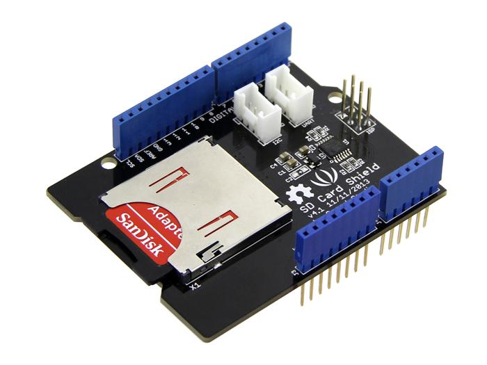 seeed studio motor shield