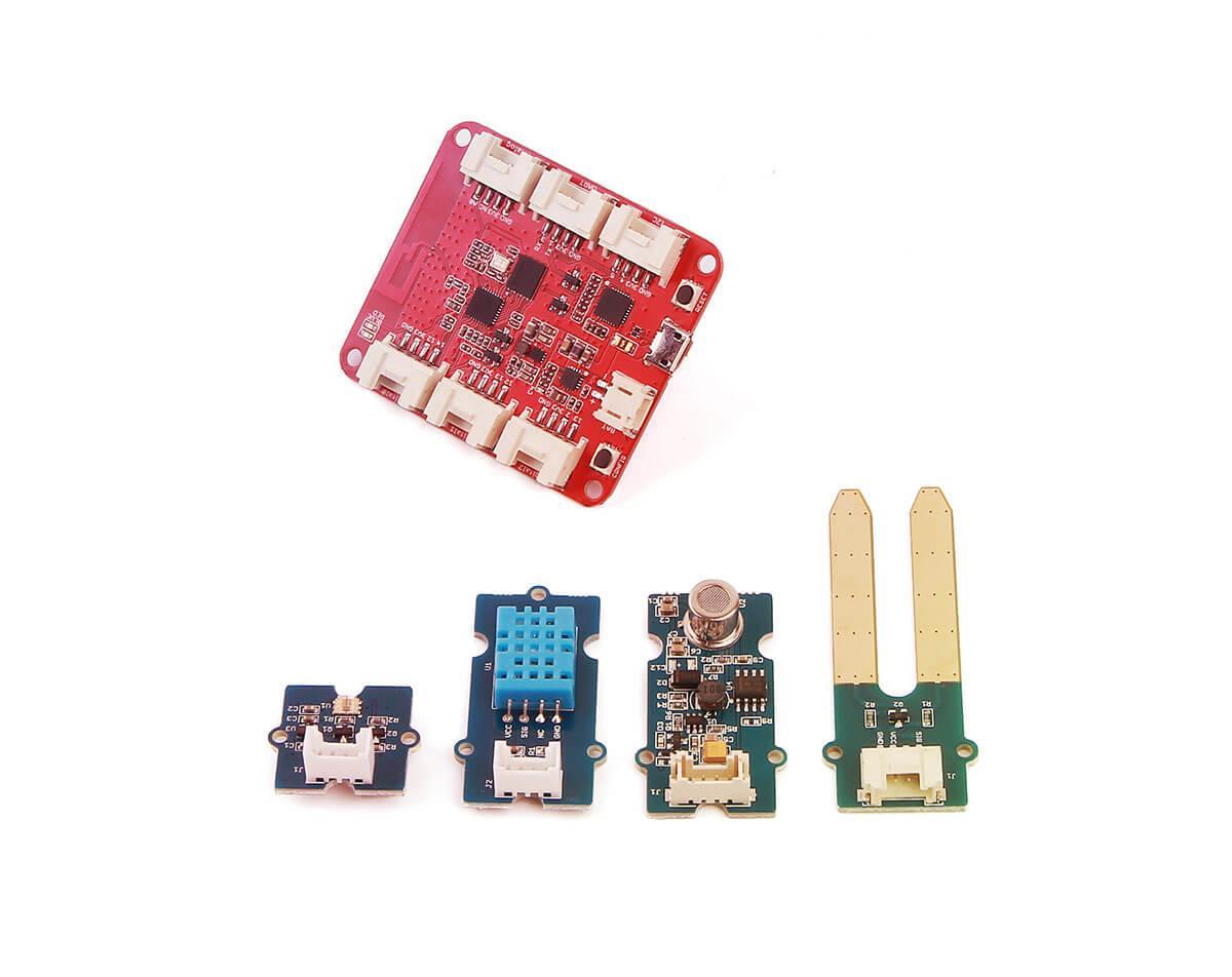 Wio Link Environment Kit Wireless Sd Shield Arduino Schematic