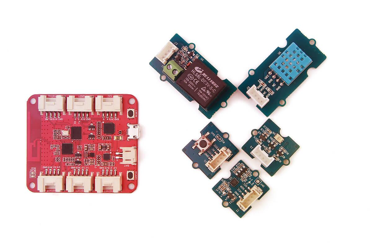 Wio Link Starter Kit Atmel Avr Minimus Based Timer And Solid State Relay Control For Uv