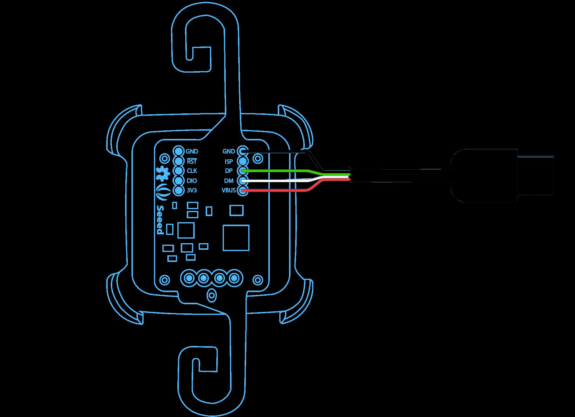 Xadow - Pebble Time Adapter - Seeed Wiki
