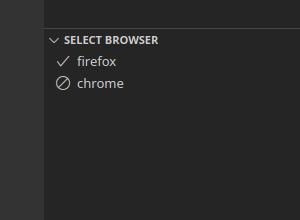 Browser List
