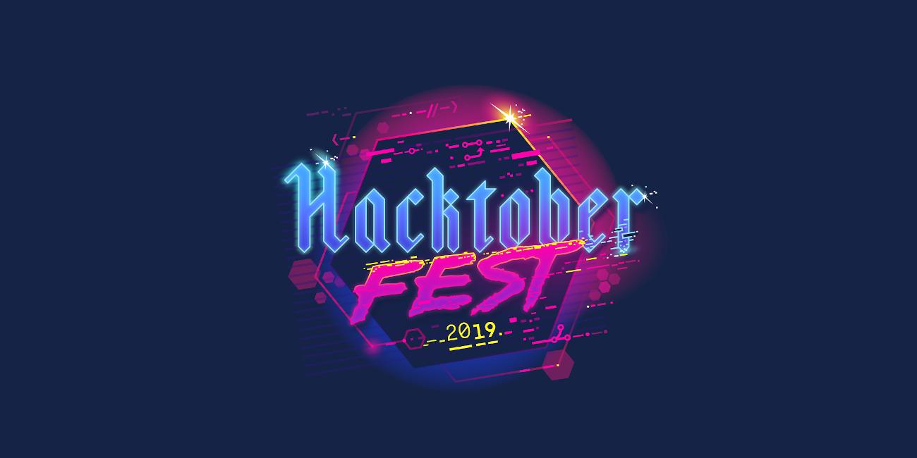 Hacktoberfest 2019 is here