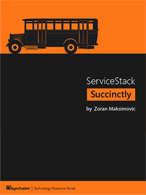 Free ServiceStack Succinctly e-book