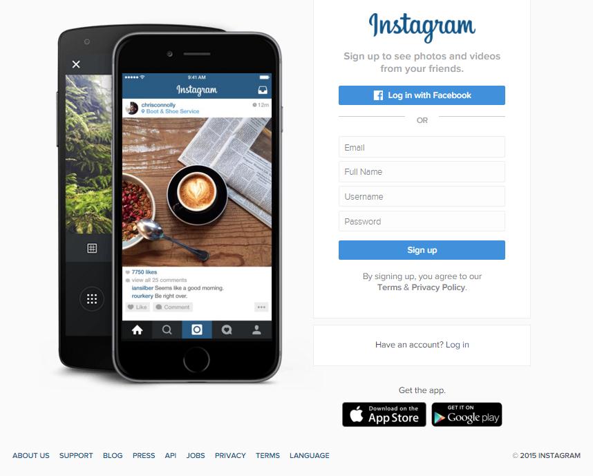 instagram mobile instagrampng