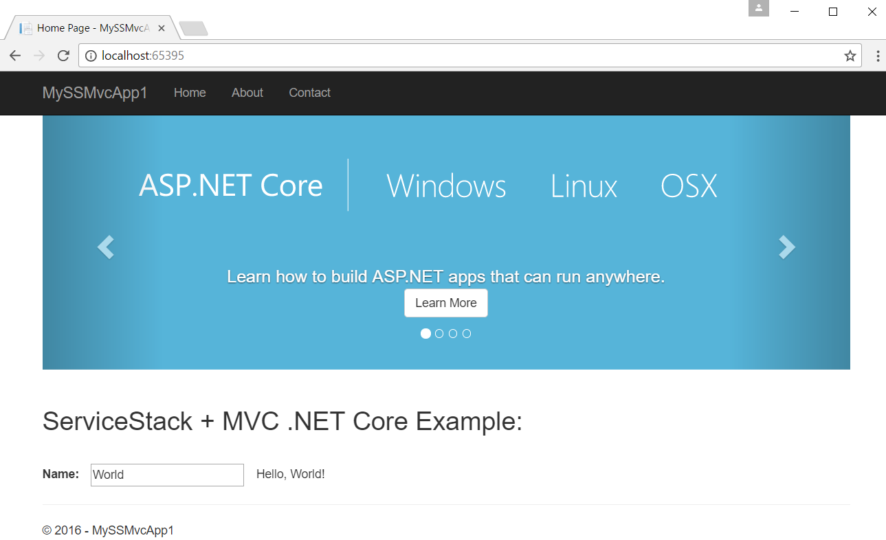 Github netcoreappstemplates core solution templates also included in the templates is an mvc core 11 application ready to run maxwellsz