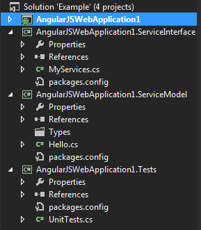 AngularJS Other Projects