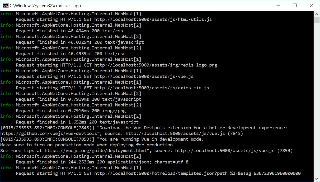NET Core Windows Desktop Apps