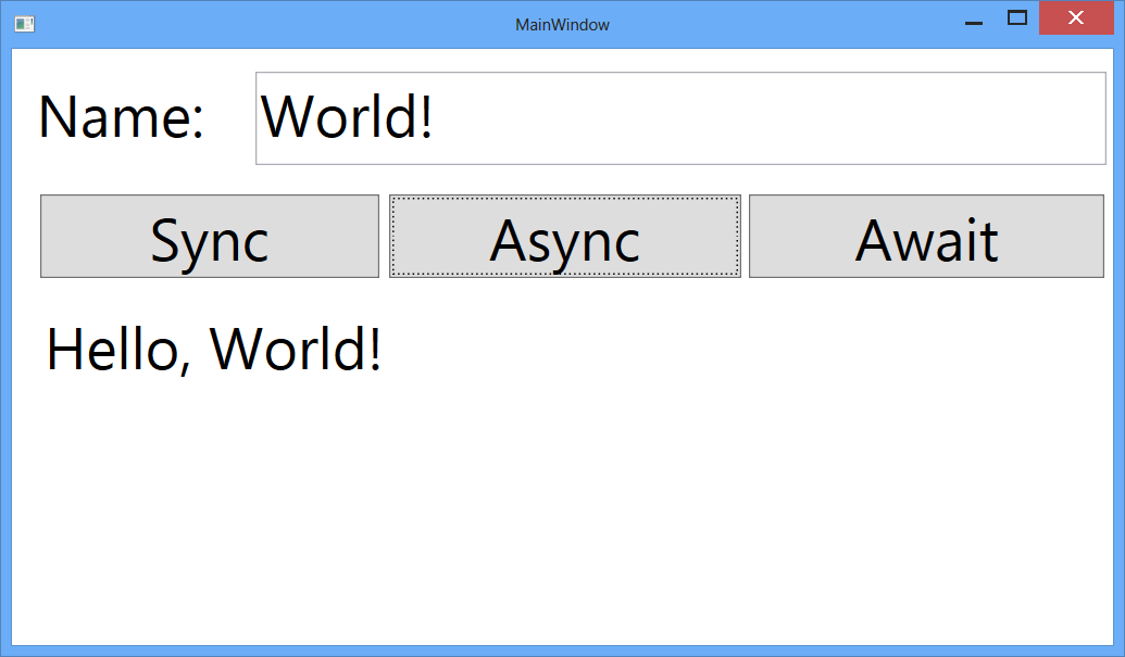 WPF Screenshot