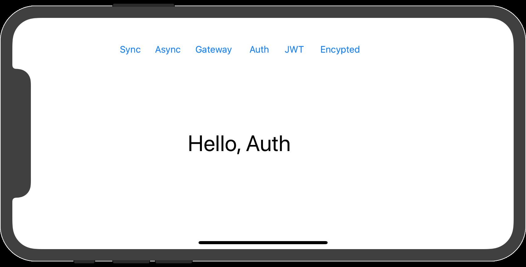 GitHub - ServiceStackApps/HelloMobile: Mobile HTTP API