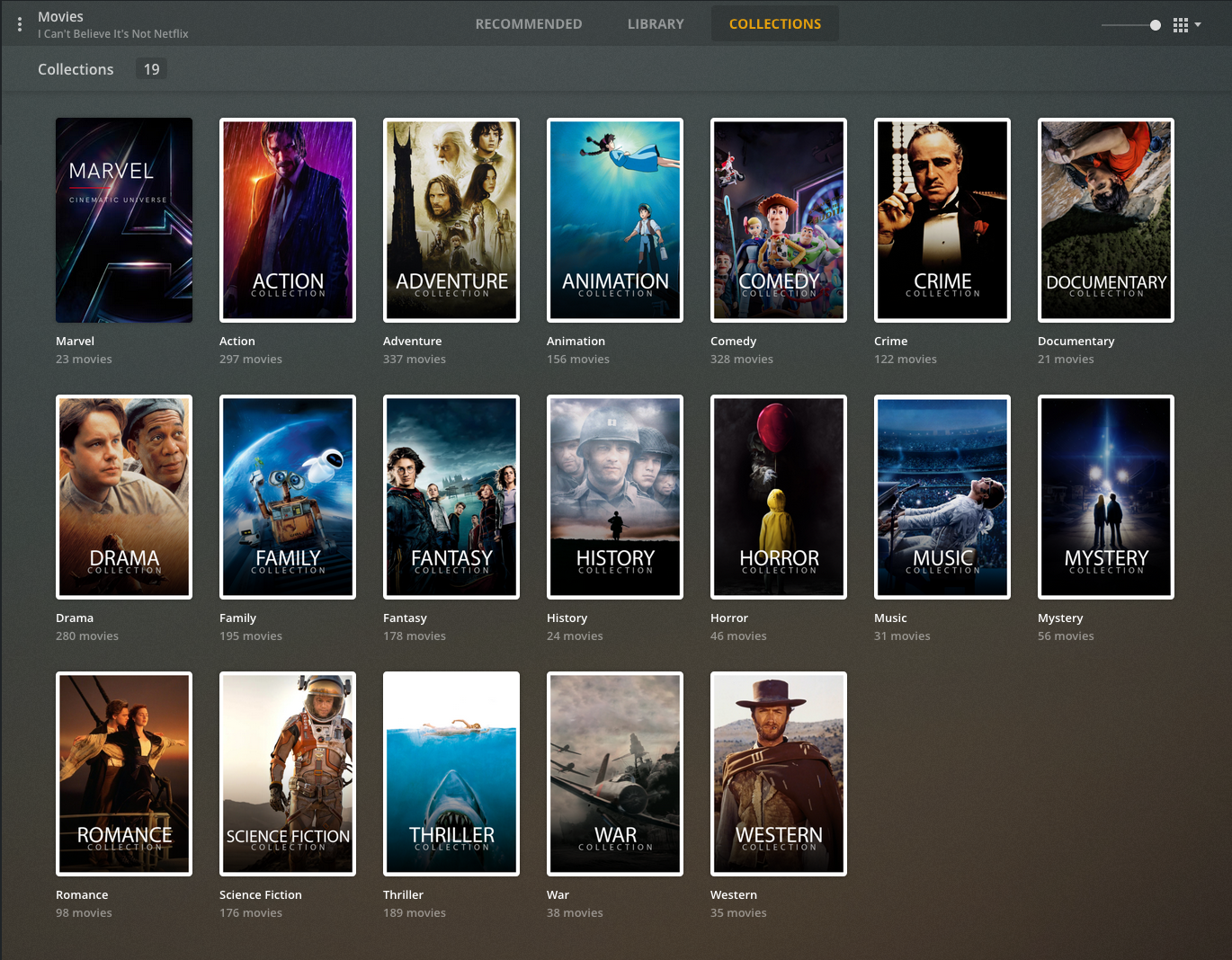 Movie Collections