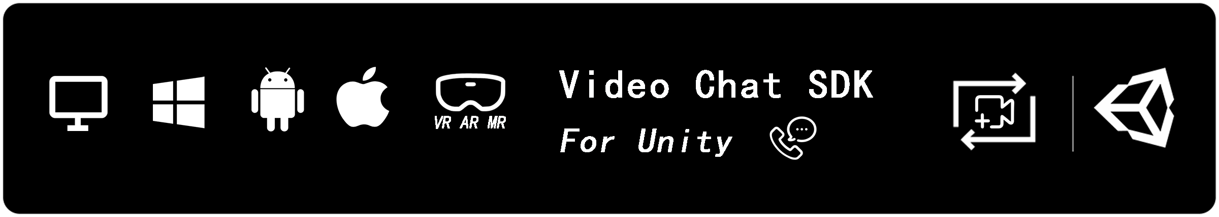 Unity Video Chat SDK