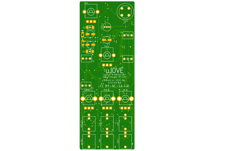 Image of uJOVE