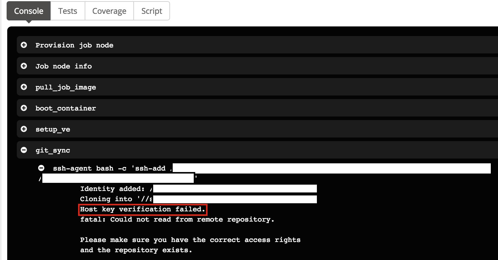 Hostkey Verification