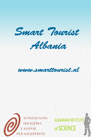 Splash Screen - Smart Tourist Albania