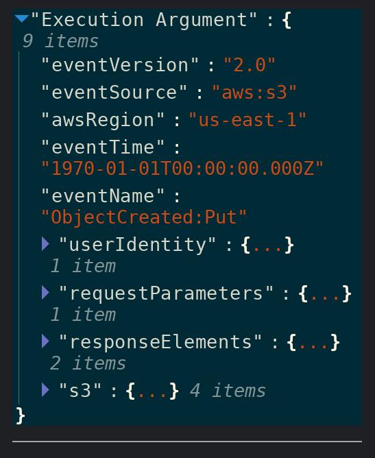 S3 data in Shuffle