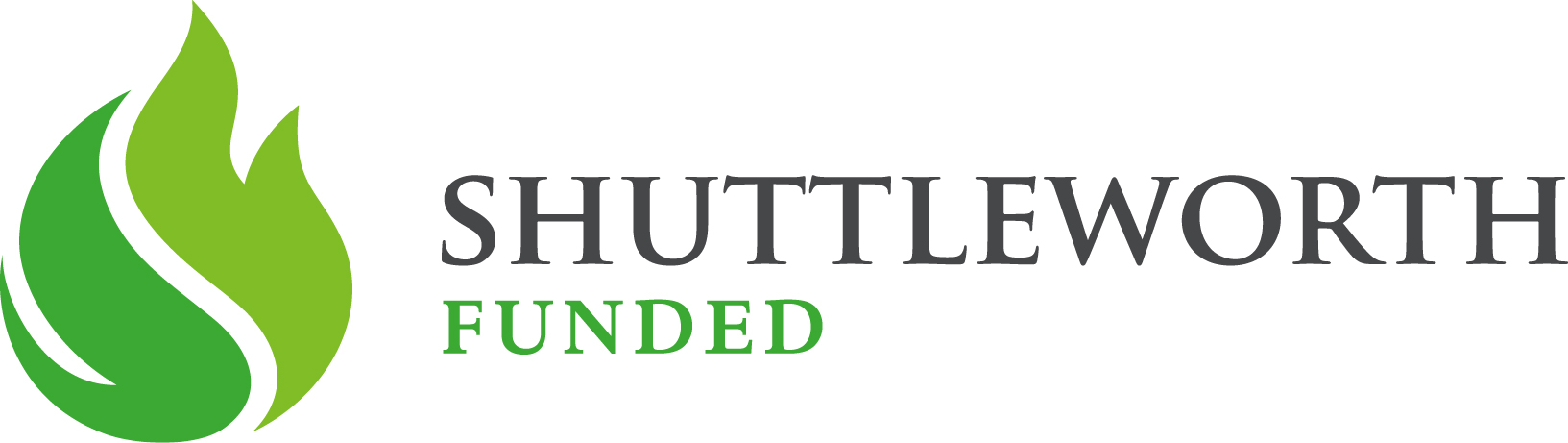 Funded by the Shuttleworth Foundation