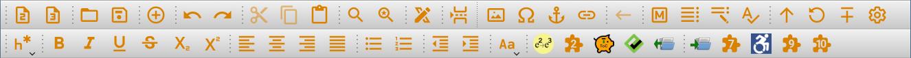Material Orange Icon Theme