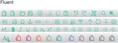Fluent Icon Theme Light