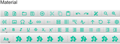 Material Icon Theme Light