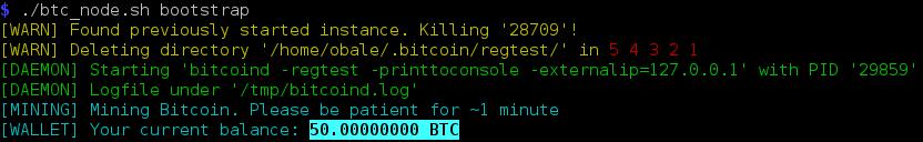 Regtest bitcoins go horse betting mobile