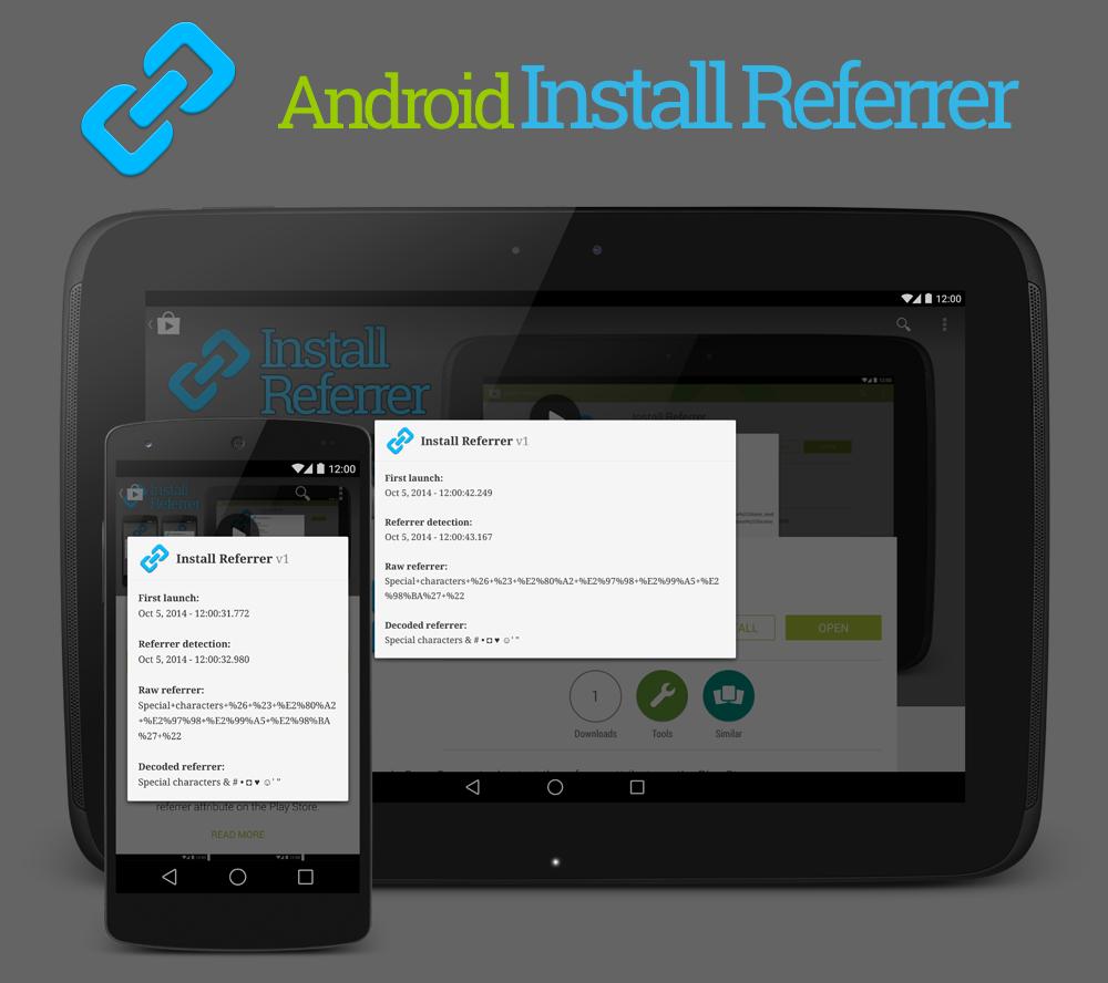 Android-InstallReferrer