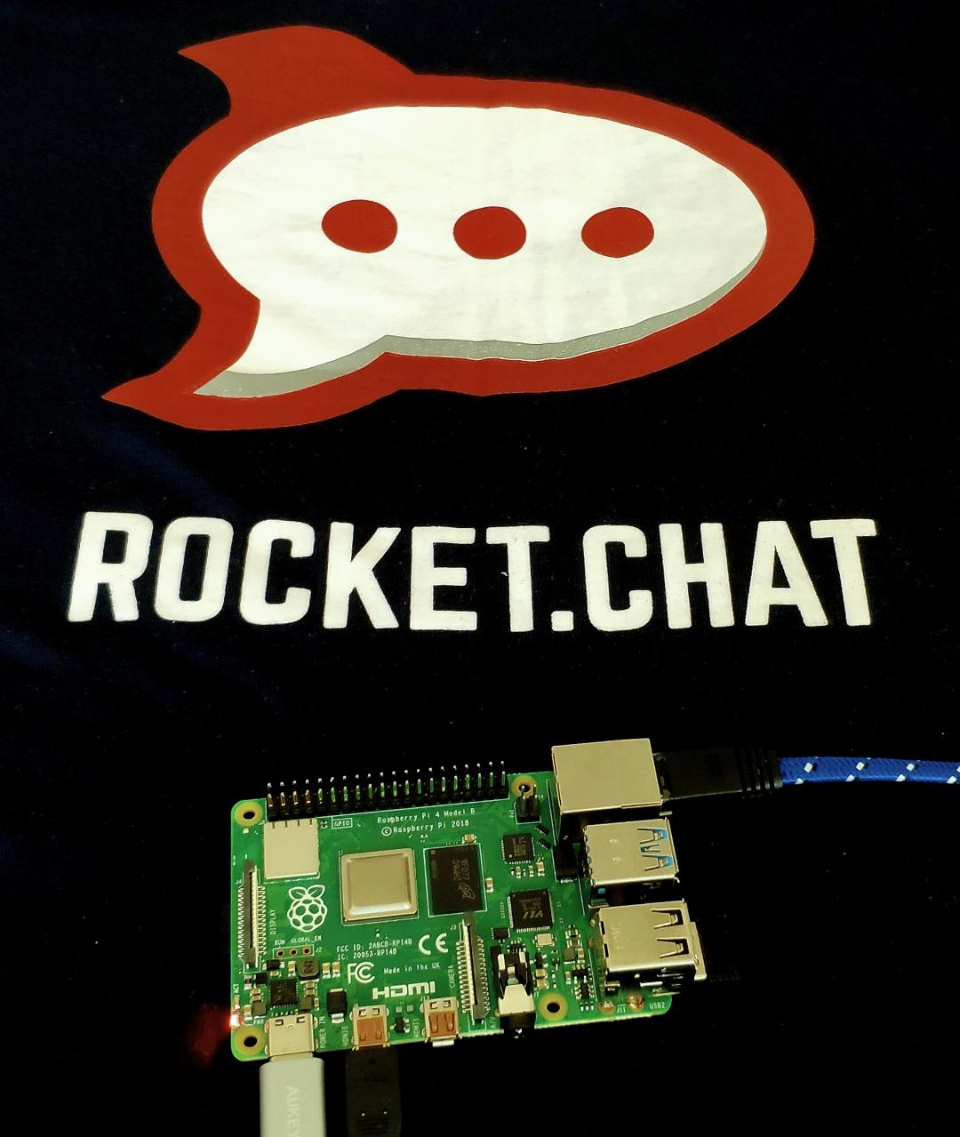 GitHub - RocketChat/Rocket Chat RaspberryPi: Run a private social