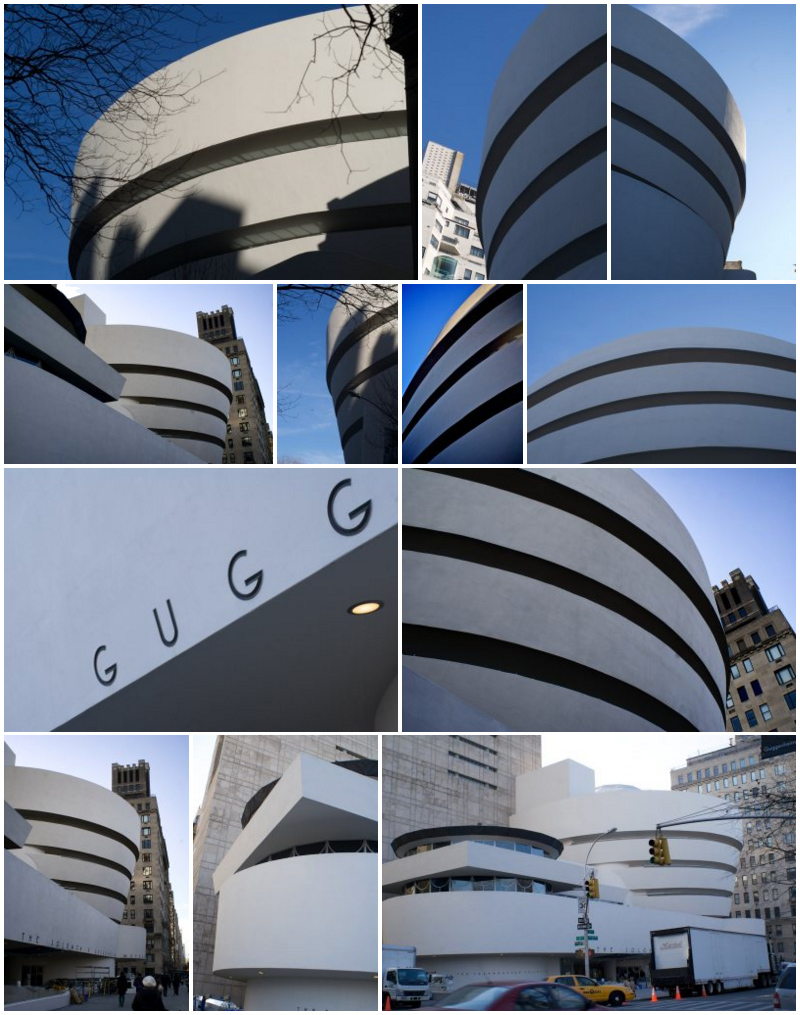 Screenshot of Guggenheim