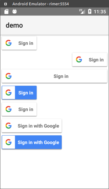 GitHub Softmotionsnativescriptplugingooglesigninbutton A - Google docs sign in