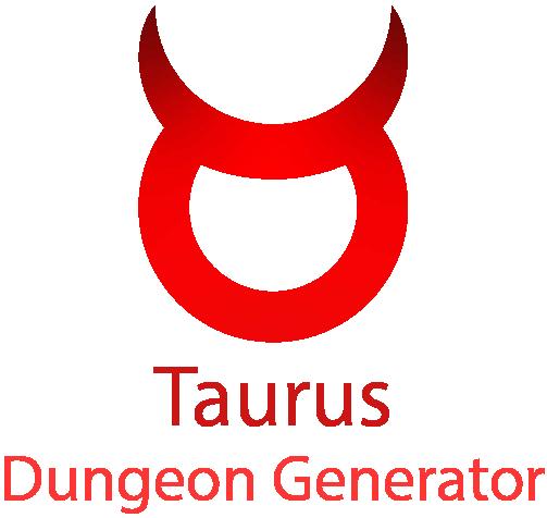 TaurusDungeonGenerator logo