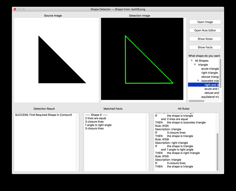 right ang isosceles triangle