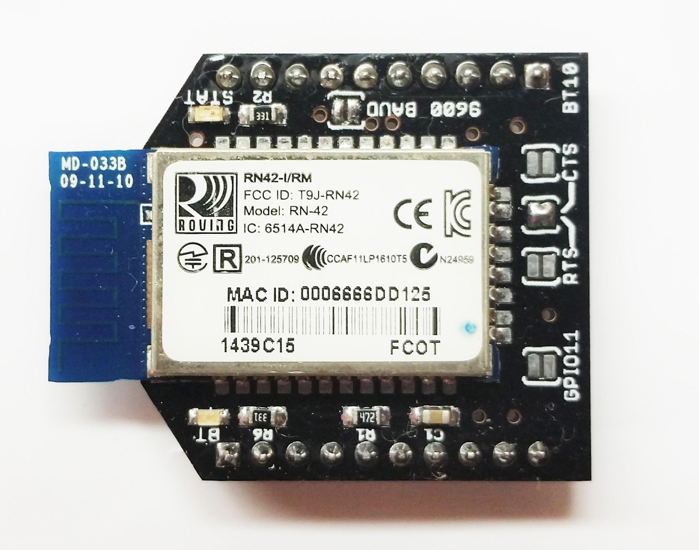 BT10 Board