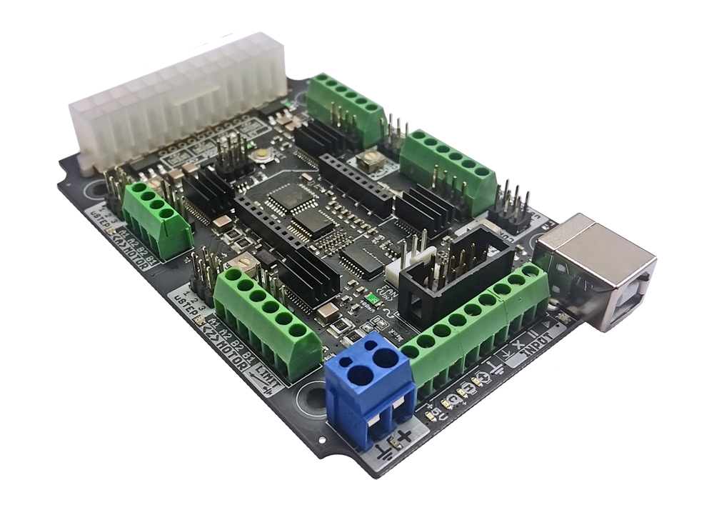 Version 3.2 of the xPRO board