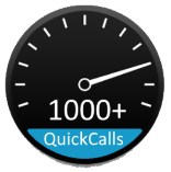 Over 1000 QuickCalls!