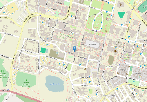 Stanford Geospatial Center Location
