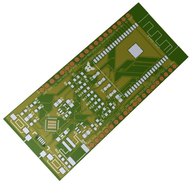 GitHub - Staubgeborener/Egon-Board-ESP32-Wrover-Dev-Board